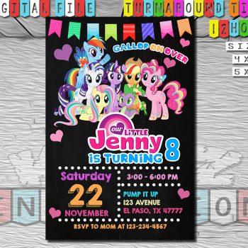 MLP Invitations, My Little Pony, My Little Pony Invitations, My little Pony Invites, My little pony invite, my little pony birthday card, my little pony invitation, my little pony birthday, my little pony card, MLP Invitations, mlp invitations, unicorn invitation, unicorn invites, girl invite, girly, pink invitation, pinky invite, pink invites, pink girl,